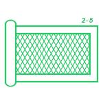 Химчистка ковролина высоковорсного (2-5 см)