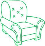 Хичистка кресло-кровати