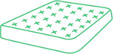 Химчистка двуспального матраса