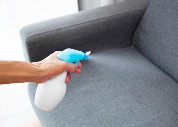 Как убрать запах смягкой мебели